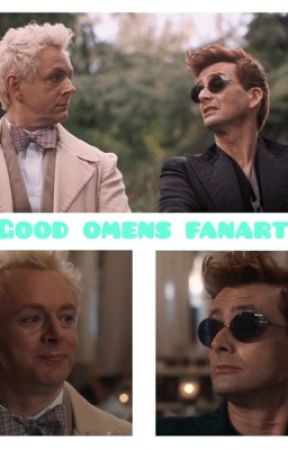 Good Omens fanart that willmake you quietly scream so much your throat will hurt by Crowleyizcool