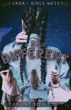 Be Different  (Saga I Girls Mess) [EDICIÓN] cover