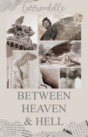Between heaven and hell • l.s. by larrieoddle