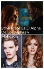 MI mate es el alpha de los alphas y un mafioso by GabyHurtadoAstudillo