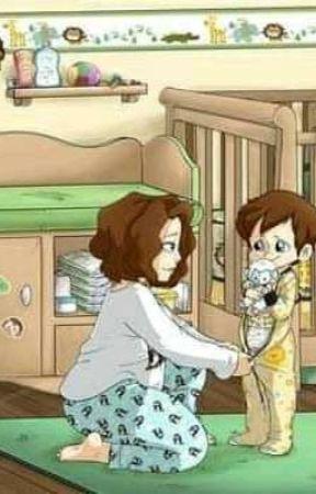 Mommy's Little Boy (a short story). by Little_Disney_Prince