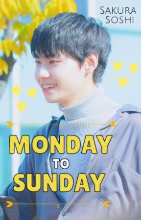 Monday To Sunday | Weishin | by Sakura_Soshi