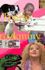 Teorie spiskowe/rozkminy by Loki246Bucky