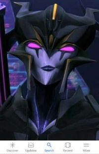 Son of Airachnid (Transformers prime) cover