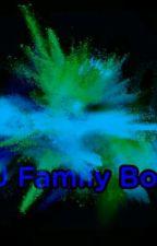 SJ Family Book by Imagikyu