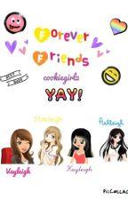 Fourever Friends: A Kids Book by cookiegirl2