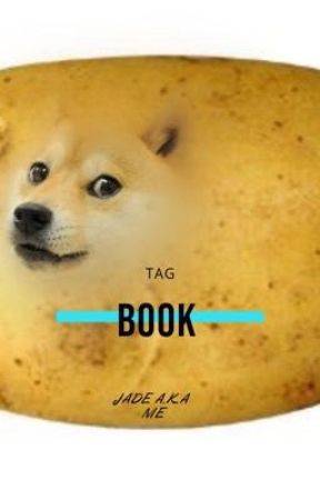 Tag motherfukin book by Strawberry_Brownies