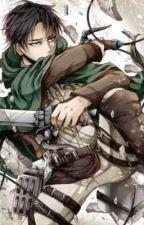 A New Destiny (Levi x Dragon reader) by Loveedmodo