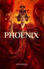 Phoenix  by Anemoiah