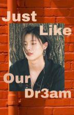 Just like Our Dream//Cho Seungyoun by poezrason