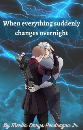 When everything suddenly changes overnight by MikeEmrys-Pendragon