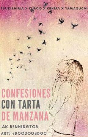 Confesiones con tarta de manzana by AkBennington