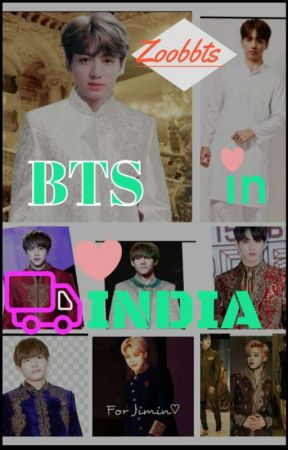BTS in India (On Hold) by ZoobBTS