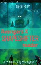 Avengers X Shapeshifter reader by newolympus