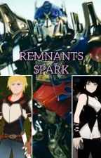 Remnants Spark by FanofTransformersAni