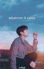 whatever it takes | jjk x bts by svftqt