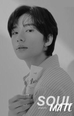 SOULMATES | seungjin. by YANGWRLD