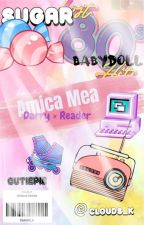 Amica Mea | Darrel Curtis X Fem! Reader [COMPLETED]  by Clouds_K