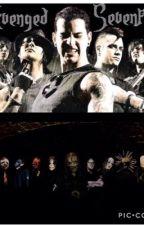 Avenged Sevenfold/Slipknot Imagines by Keely_A7X