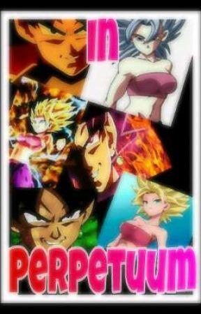 In Perpetuum (Black Goku x Caulifla )  by -DarkFire-