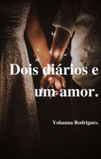 Dois diários e um amor. by Yo_apenas_uma_garota
