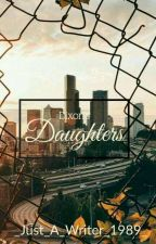 Dixon's Daughters by _Just_A_Writer_1989_