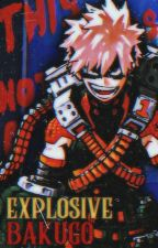 explosive ; one piece : bnha by -JAZUMIN