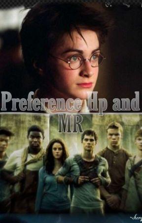 Harry Potter//Maze runner-Preference by Parkerlove02