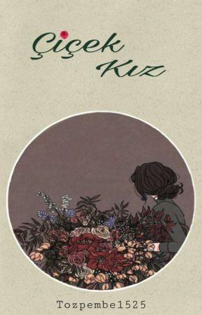 Çiçek Kız  by ahsenhoca-ah