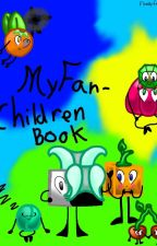 My Fanchildren Book(Abandoned) by Flowey_fangirl8