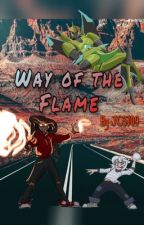 Transformers Prime: Way of the Flame(REWRITE) ON HOLD by SilverJay3709
