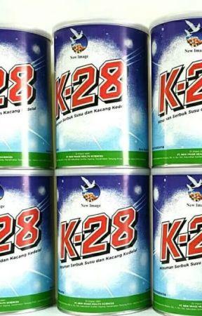 DISTRIBUTOR, CALL/WA 0811-9700-400, K28 Susu Kesehatan Untuk Lansia by Susuk28Semarang
