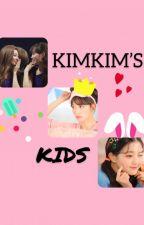 KimKim's Kids by wizayone