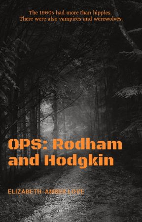 OPS: Rodham and Hodgkin by amberunmasked