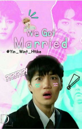 We got Married(Unicode) by yinwint_htike