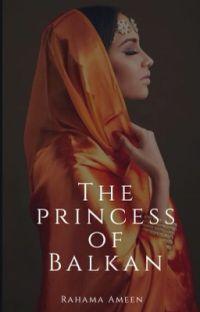 The princess of Balkan cover