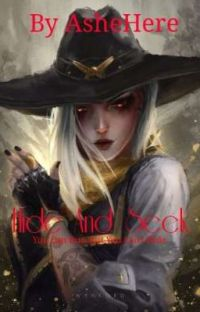 Hide And Seek (Demon Ashe x Fem Reader) cover