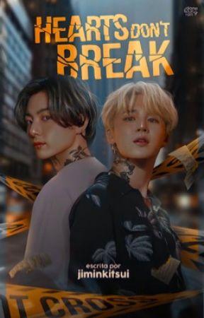 Hearts Don't Break • jjk + pjm by jiminkitsui