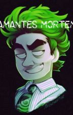 Amantes mortem (Beetlejuice x reader) by CryptidCrown