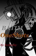 BATIM Oneshots by RedRooky