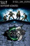TMNT 2007 (boyfriend scenarios)  cover