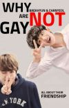 why CB are not gays? cover