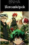 Boku No Hero Academia Horoszkópok cover