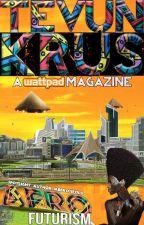 Tevun-Krus #76 - AfroFuturism by Ooorah