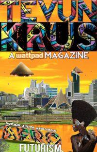 Tevun-Krus #76 - AfroFuturism cover