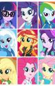 Equestria Girls & Their Magical Prince (Old Version) by LordStarX101