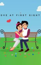 LOVE AT FIRST SIGHT ❤️ (COMPLETED) by soulful_scribbler
