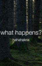 what happens? // one direction by hahahakris