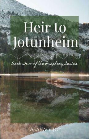 Heir to Jotunheim  by asavagejoy