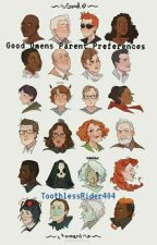 Good Omens Parent Preferences (On Hiatus Because Writers Block Sucks) by ToothlessRider404